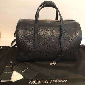 Giorgio Armani Leather Purse